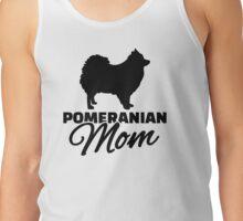 Pomeranian Mom Tank Top