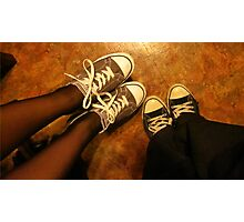 Cute Shoes Photographic Print