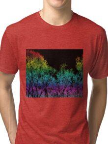 Mystical Trees  Tri-blend T-Shirt