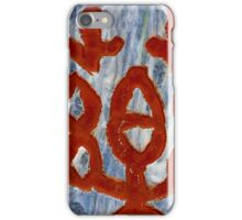 Symbol iPhone Case/Skin