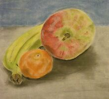 Study of fruit by Ammaarah