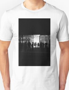 The Train Station View T-Shirt