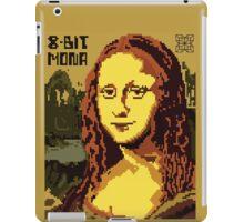 Mona Lisa Pixelated 8bit iPad Case/Skin
