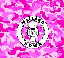 Pink Camo - Mallard Down by mallarddown