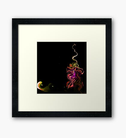 Church of the Poisoned Mind Framed Print
