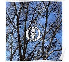 Tree Camo - Mallard Down Poster