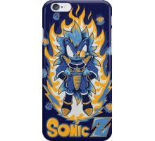 SONIC Z iPhone Case/Skin