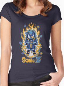 SONIC Z Women's Fitted Scoop T-Shirt