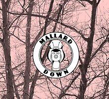 Pink Tree Camo - Mallard Down by mallarddown