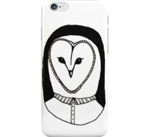 Mr Owl iPhone Case/Skin
