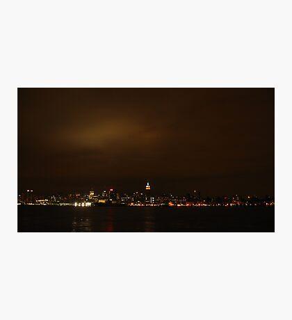 Manhattan. Photographic Print