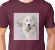 Beautiful Baby Puppy - Sacha Unisex T-Shirt