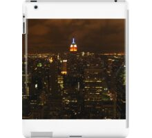The empire state building, esb. iPad Case/Skin
