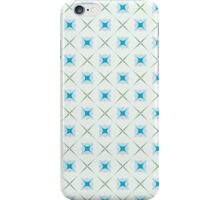 Green abstraction iPhone Case/Skin