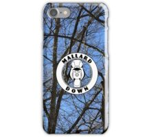 Tree Camo - Mallard Down iPhone Case/Skin