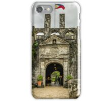 Fort San Pedro iPhone Case/Skin