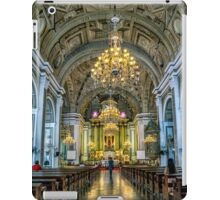 San Agustin Church  iPad Case/Skin
