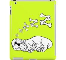 Sleepy Puppy  iPad Case/Skin