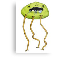 Drooling fellow on walkabout Metal Print