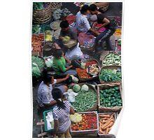 Ubud market Poster