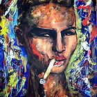 Grace Jones 4 by amoxes