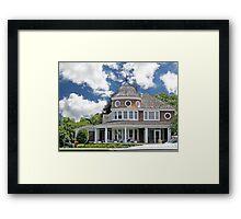 Luxury Living Framed Print