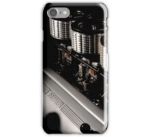 Ferrari 212 Engine iPhone Case/Skin