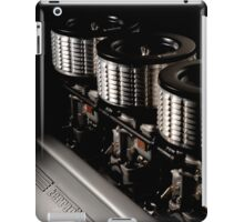 Ferrari 212 Engine iPad Case/Skin