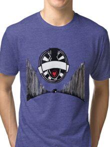 The Love Bomb Tri-blend T-Shirt