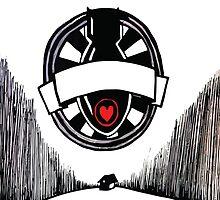 The Love Bomb by pixelpraani