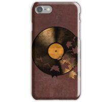 Autumn Song  iPhone Case/Skin
