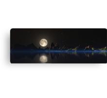 Moonlight Sonata Canvas Print