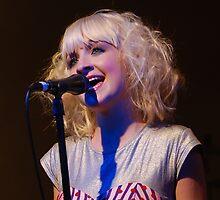 Kate Miller-Heidke by Stuart Blythe