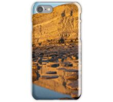 Cliffs at Southerndown iPhone Case/Skin