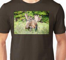 Moose Glow  Unisex T-Shirt
