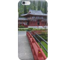 Byodo In Temple  iPhone Case/Skin