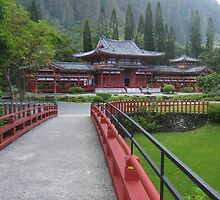 Byodo In Temple  by cameraperson