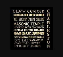 Charleston West Virginia Famous Landmarks Unisex T-Shirt