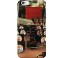 assembly of LED lights in manufacturing iPhone Case/Skin