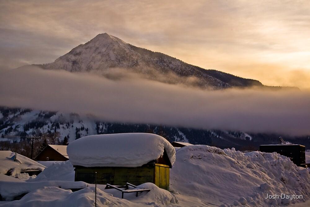 Cloudveil by Josh Dayton