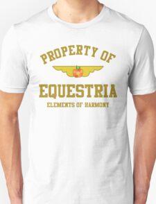 Property of Equestria: Honesty T-Shirt