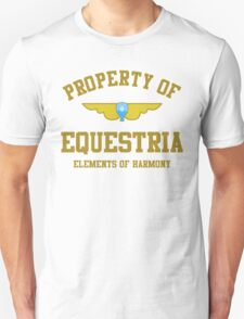 Property of Equestria: Laughter T-Shirt