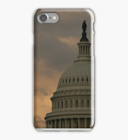 US Capitol Dome iPhone Case/Skin