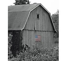 Country Pride Photographic Print