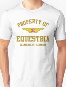 Property of Equestria: Magic T-Shirt