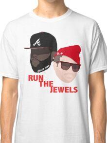Run The Jewels - Minimalistic Print Classic T-Shirt