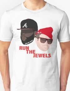 Run The Jewels - Minimalistic Print T-Shirt