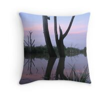 St George - QLD Throw Pillow