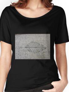 Sidewalk Art by Leaf Women's Relaxed Fit T-Shirt