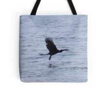 Skimming the Water Tote Bag